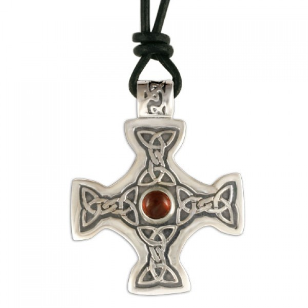 Columba's Cross on Cord