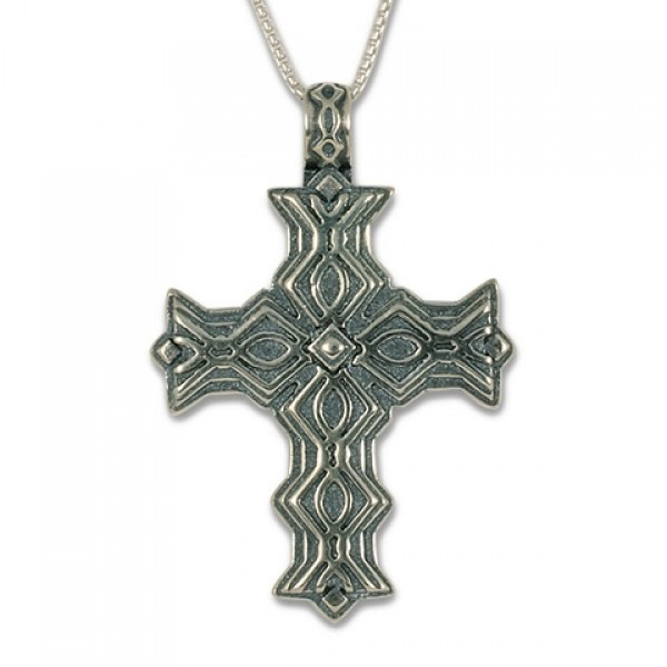 Marney Cross Pendant