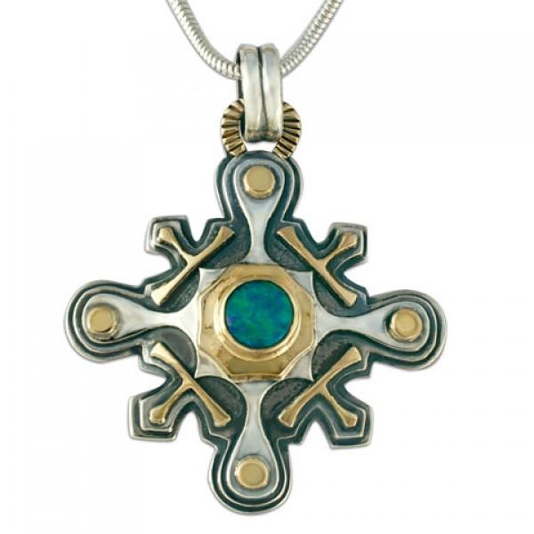 Coptic Opal  Pendant