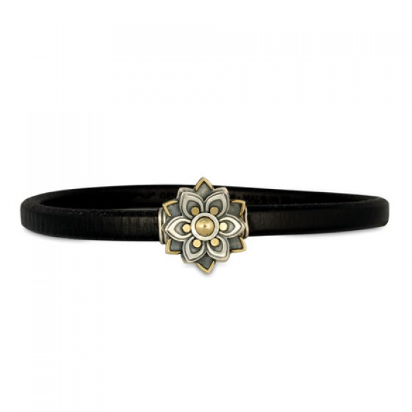 Kamala Leather  Choker