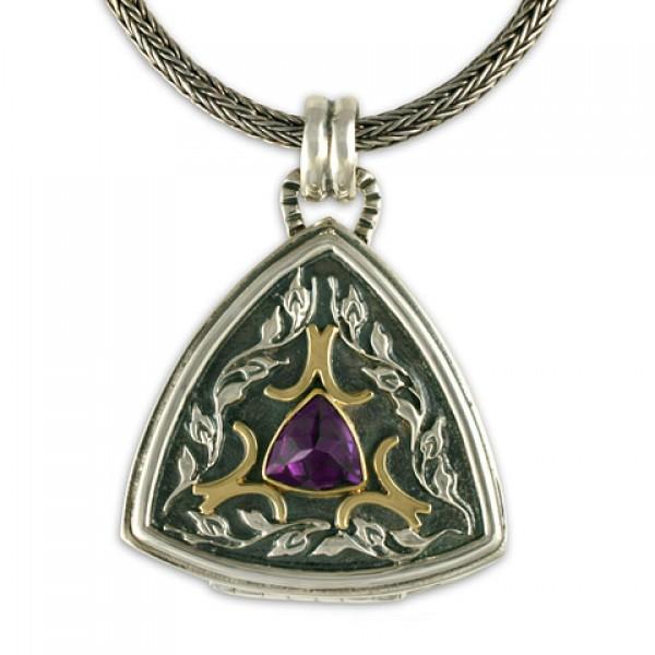 Celtic lockets earth friendly keepsake jewelry by celtic jewelry pandora locket mozeypictures Images
