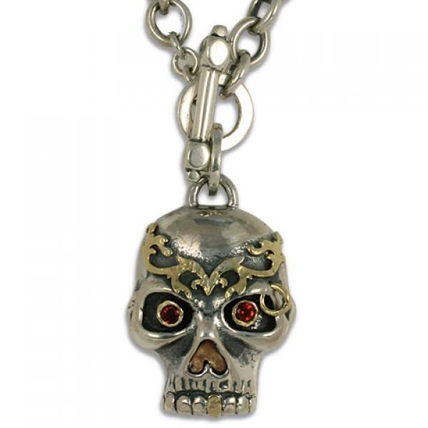 Bjorn's Skull Necklace