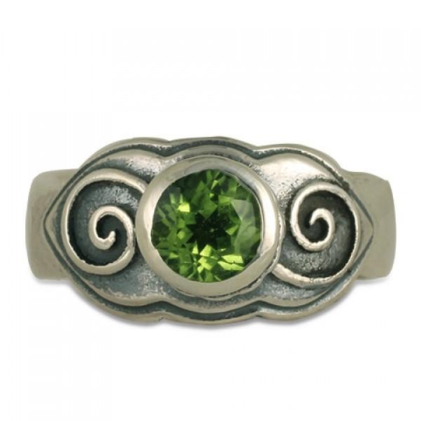 Skyler Swirl Ring