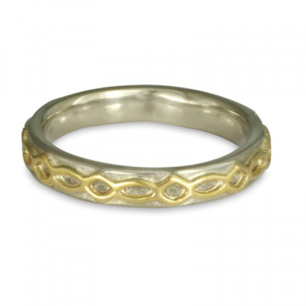 Felicity Flat Comfort Fit Ring