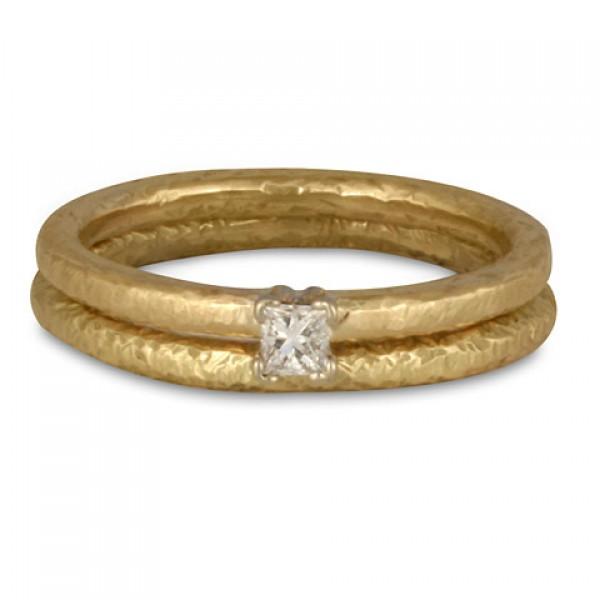 Playa Engagement Ring set