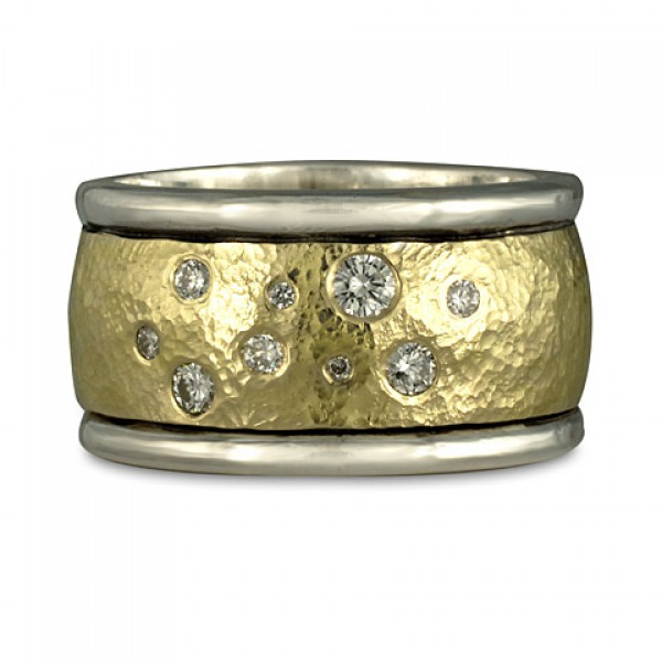 Wistra with Diamonds Ring