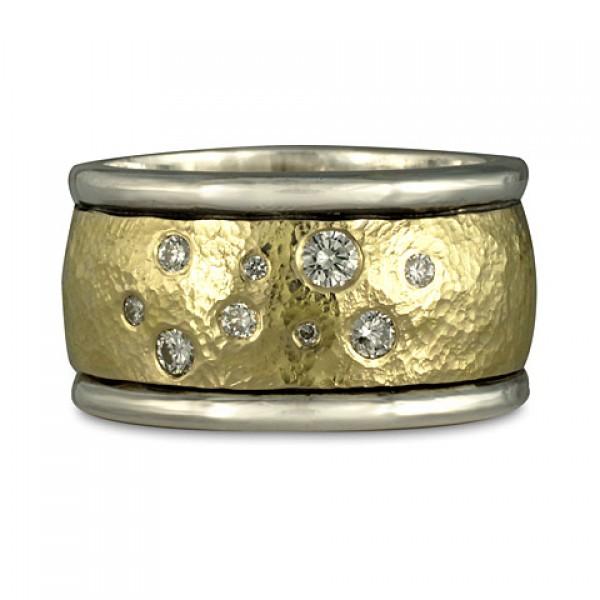 Wistra with Diamonds Ring