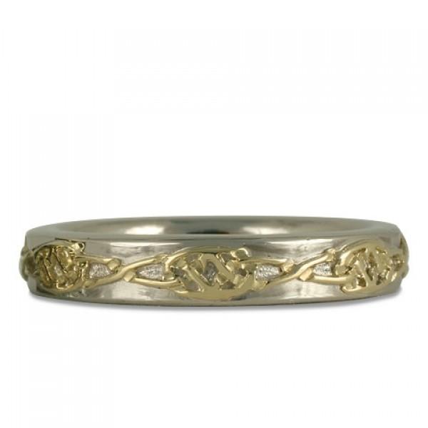 Trinity Twist Ring