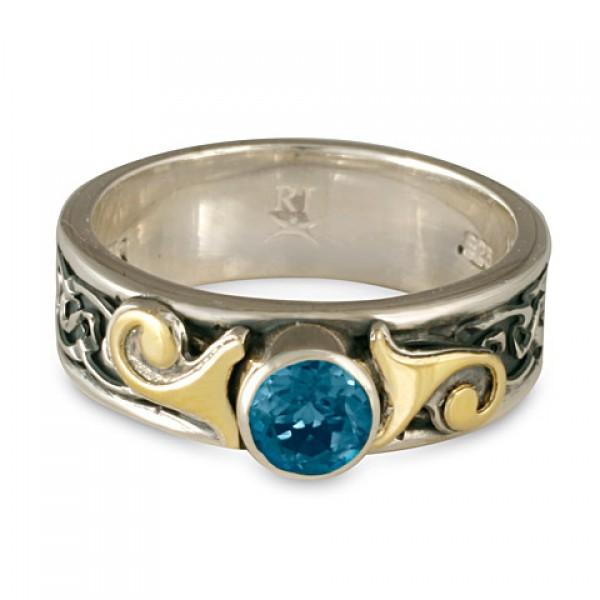Petra Swirl Ring
