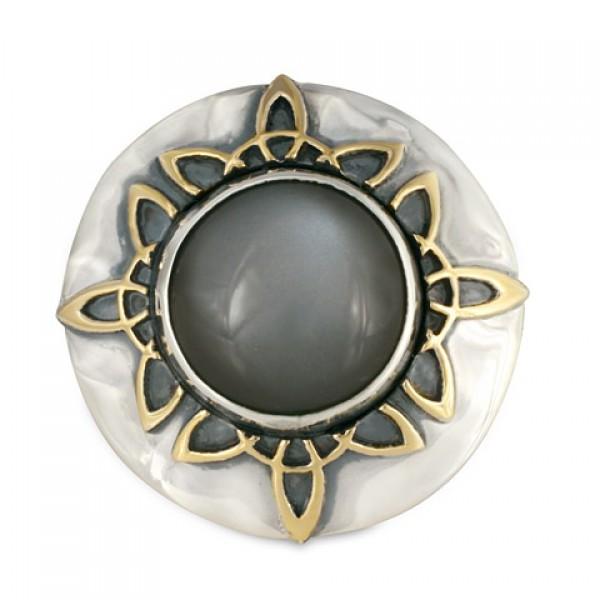 Moon Ray  Ring