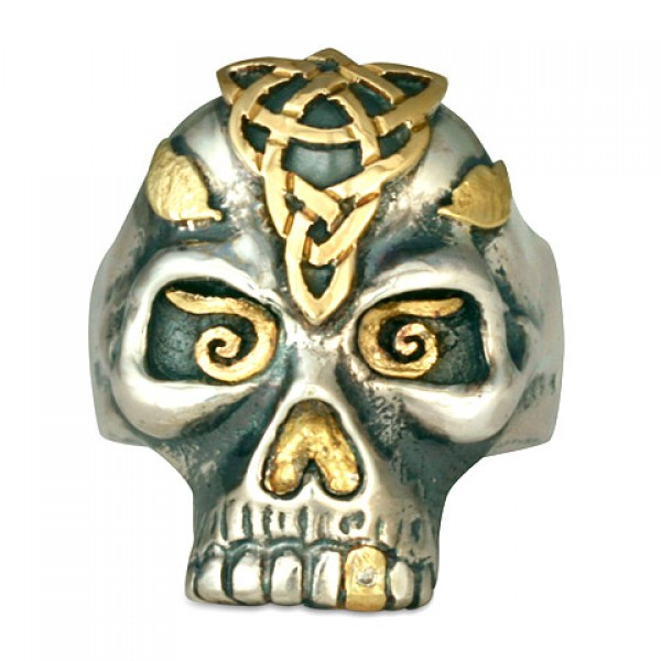 Morgan's Skull Ring