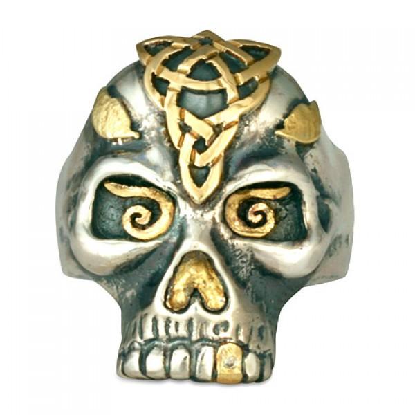 Morgan's Skull Ring