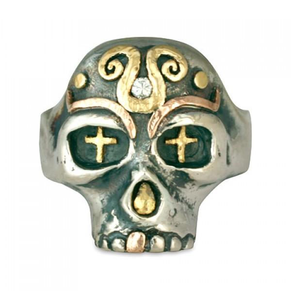 Eva's Skull Ring