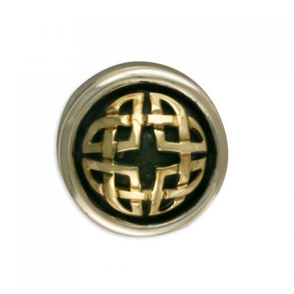 Interlace Button Cover