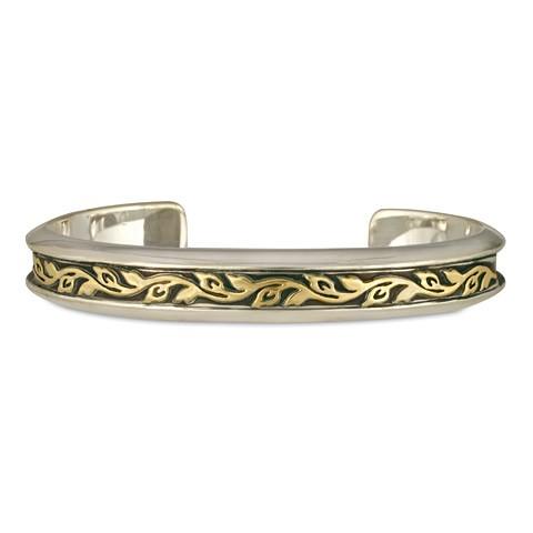 Flores Cuff Bracelet
