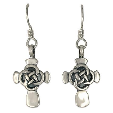 Sita Cross Earrings