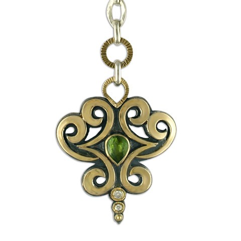 One-of-a-Kind Mistral Pendant