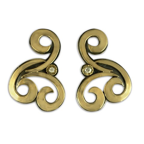 One-of-a-Kind Mistral Earrings