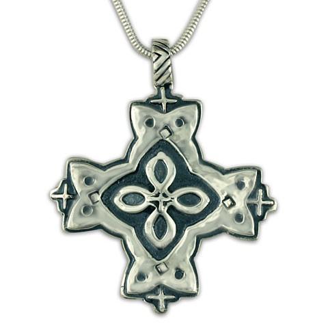 Magala Silver Pendant