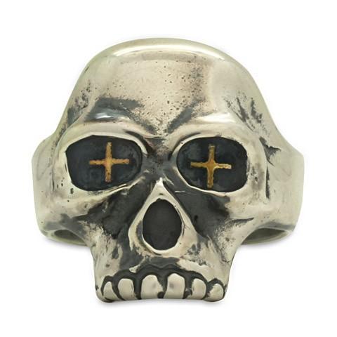 Betsy Skull Ring