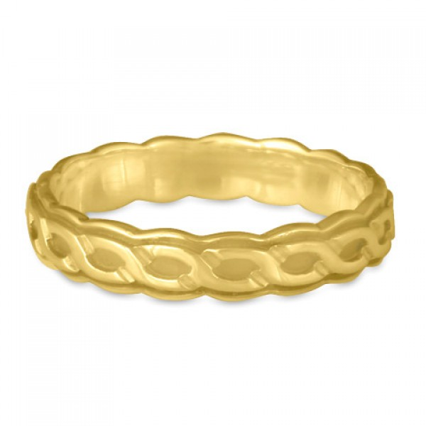 Yellow Gold with Edge