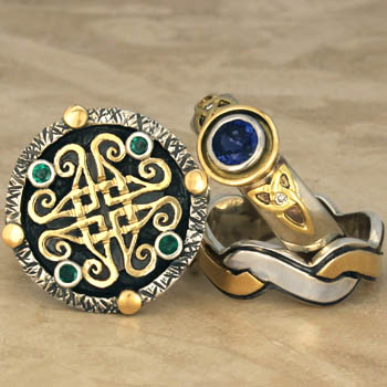Celtic Designer Rings